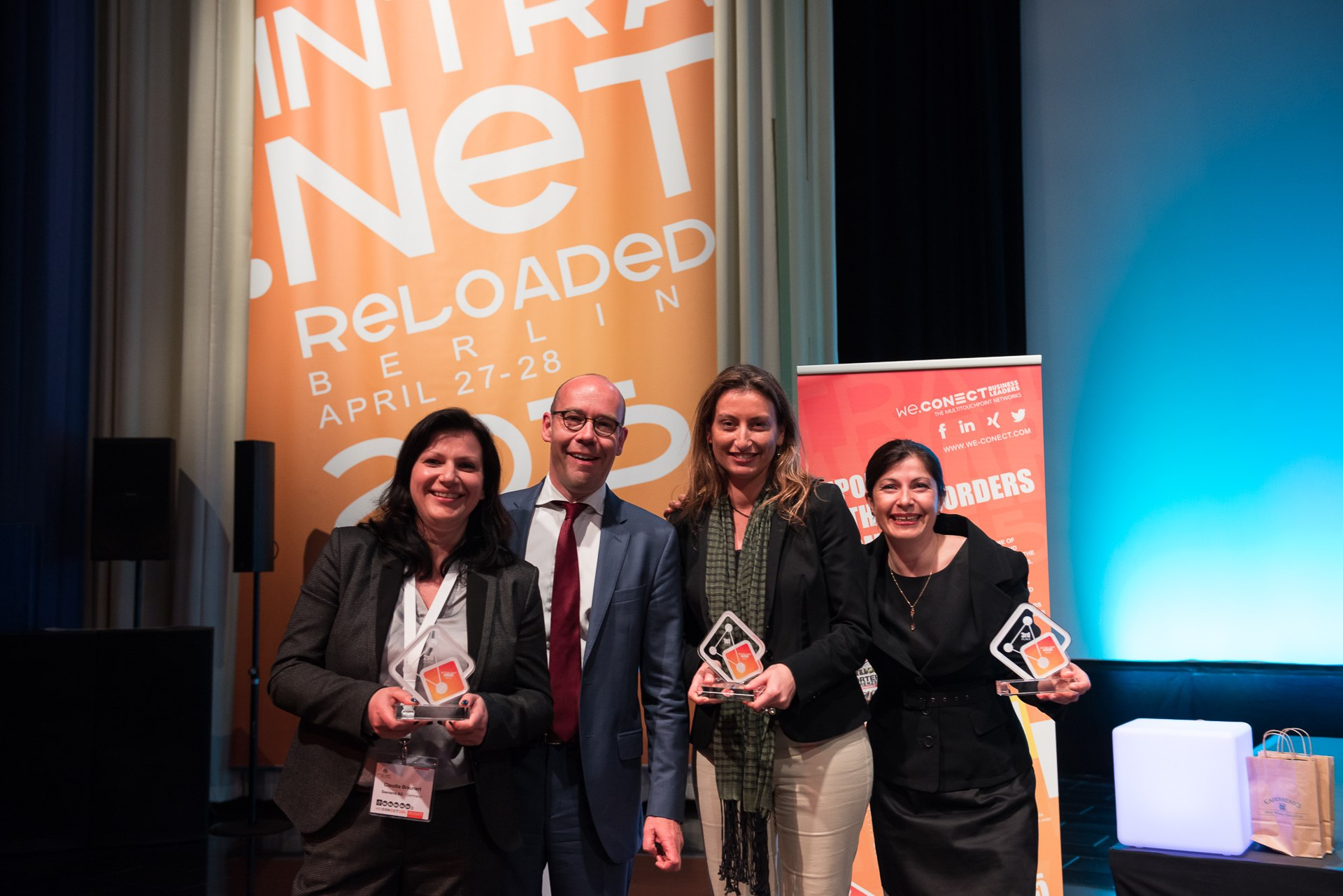 intranet reloaded award